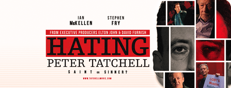 Hating Peter Tatchell Facebook Cover