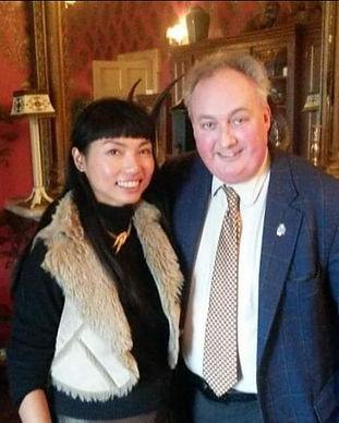 Mandarin interpreter for Duke of Rutland