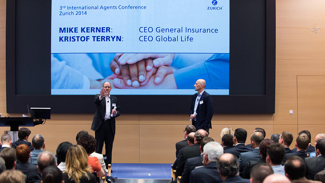 Zurich Agents Conference