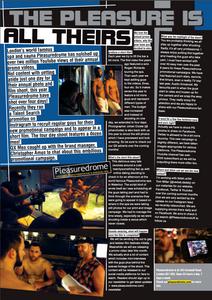 QX Men Interview director & Pleasuredrome brand managerChristopher Amos