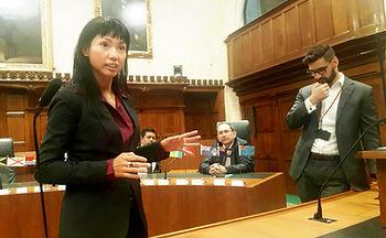 Indonesian Court Interpreter