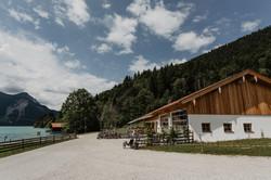 Einkehr Sachenbacher Walchensee