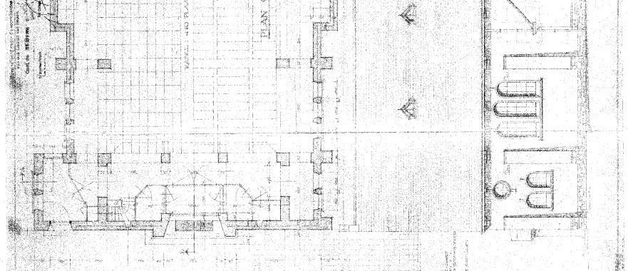 Bouwplannen DZD, Stadsarchief, G12/1956/O/4