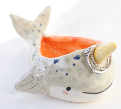 NARWHAL JEWELLERY DISH