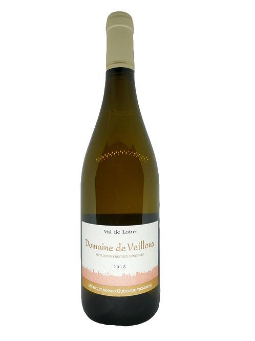 Cheverny Blanc - Sauvignon / Menu Pineau