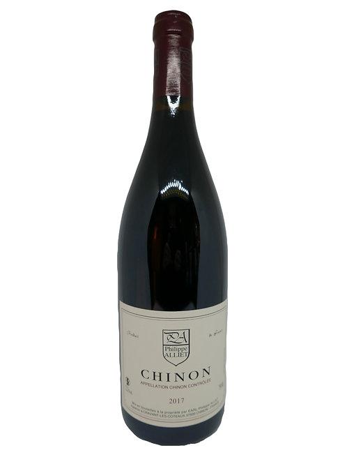 Chinon - 100% Cabernet Franc