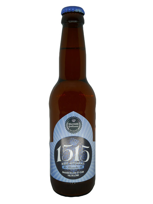 "Bière Artisanale ""1515"" - Blanche"
