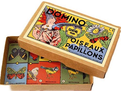 Domino des Oiseaux et des Papillons