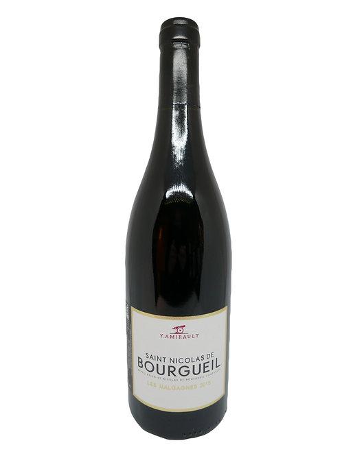 St Nicolas de Bourgueil - 100% Cabernet Franc