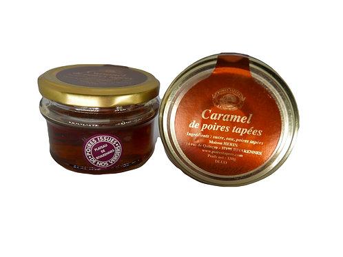 Caramel de Poires tapées
