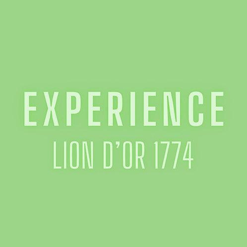 Expérience Lion d'Or
