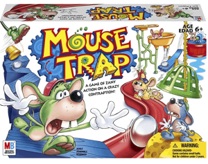 Image of Mouse Trap board game
