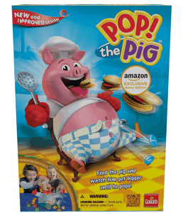 Image of Pop! the Pig board game