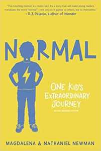 image cover: Normal: One Kid's Extraordinary Journey