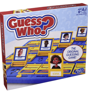 Image of Guess Who? board game