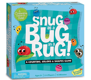 Image of Snug as a Bug in a Rug board game