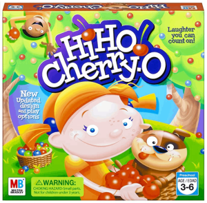 Image of Hi Ho! Cherry-o board game