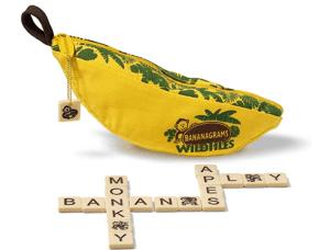 Image of Bananagrams board game