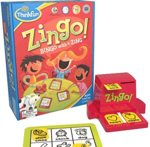Image of Zingo! board game