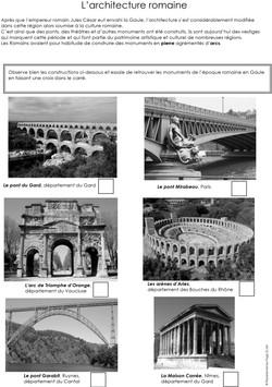fp 21 l'architecture romaine