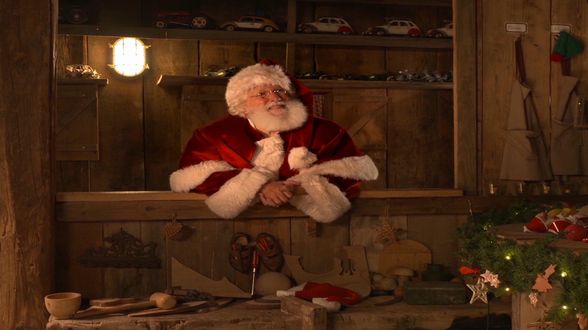 Père Noël atelier