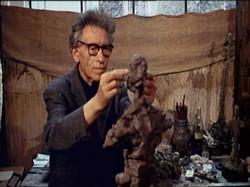 Sculpture Giacometti