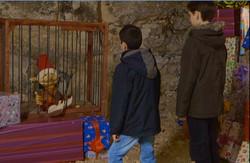 Cyprien prisonnier du Yétou