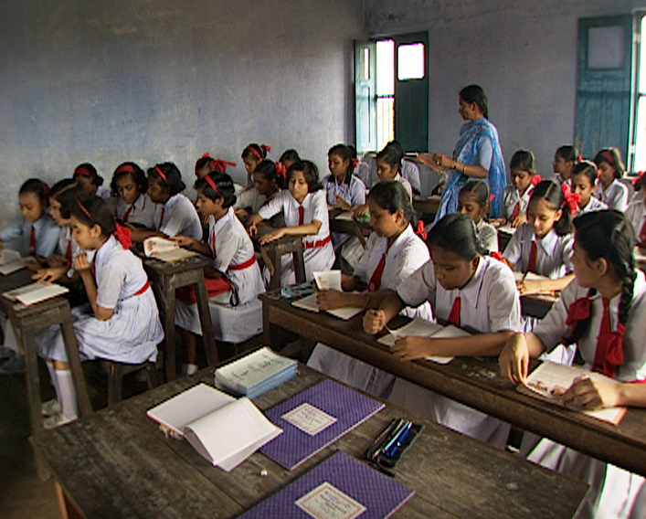 Inde école