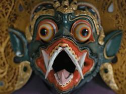Asie - Bali - Masques et theatre - 1