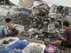 Recyclage artisanal
