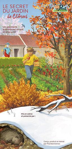 Depliant Secret Jardin Clement face 1.jp