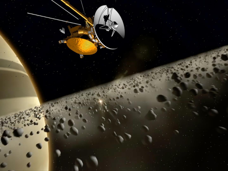 Sonde Cassini