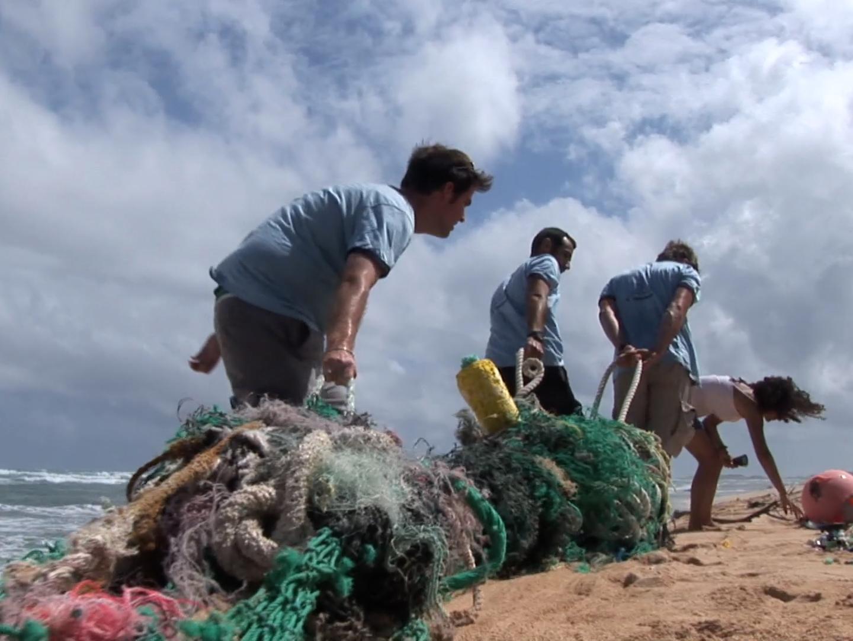 Nettoyage plage 1