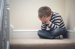 Photo Enfant Tristesse