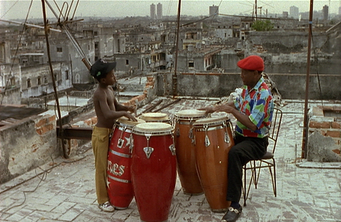 Cuba congas