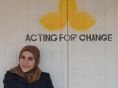 From being a  student to becoming a teacher - Hiba's Story