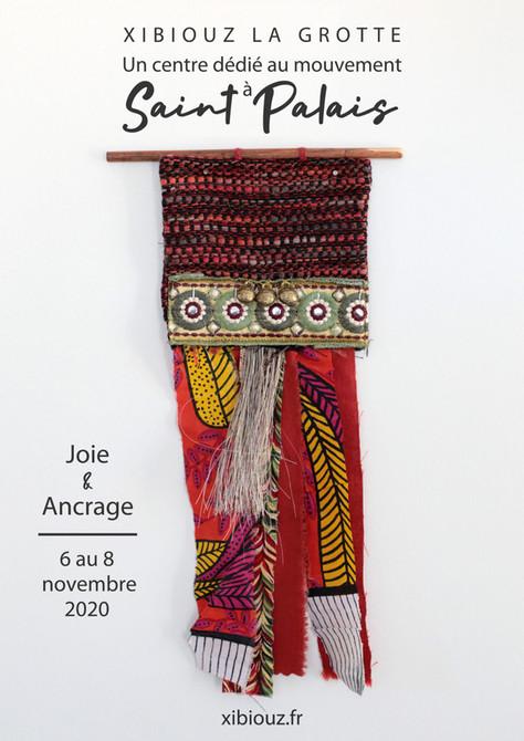 """Stage de Yoga """"Joie & Ancrage"""" - 6 au 8 novembre 2020"""