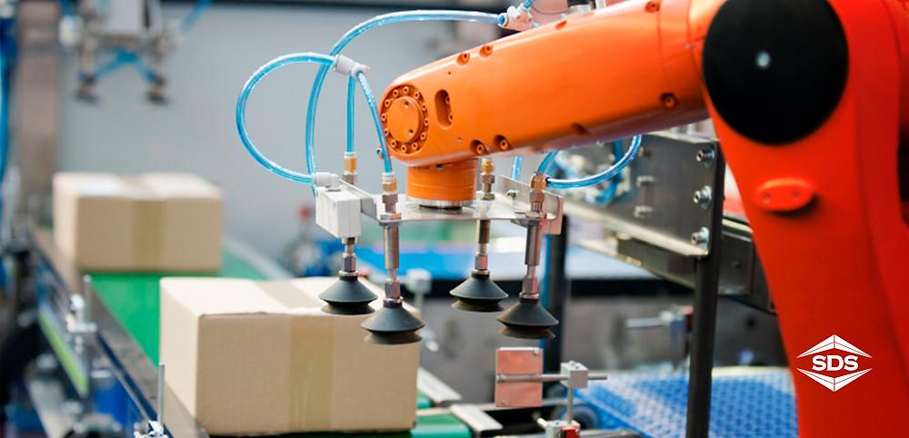 Vantagens da automação industrial