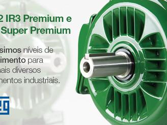 Linha W22 WEG IR4 Super Premium
