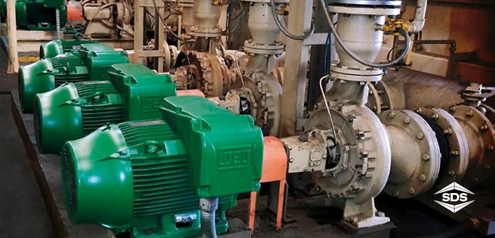 motores elétricos antigos