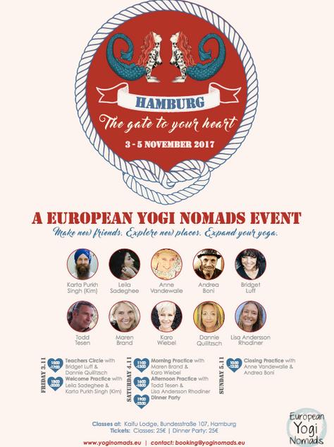 A la découverte des European Yogi Nomads