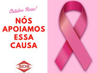 Apoio ao Outubro Rosa