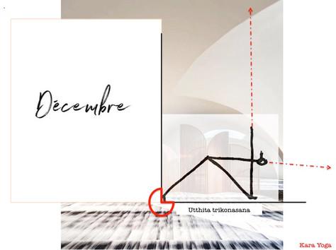 Regard sur le mois de Décembre