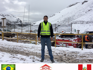 SDS Automação presente no Peru