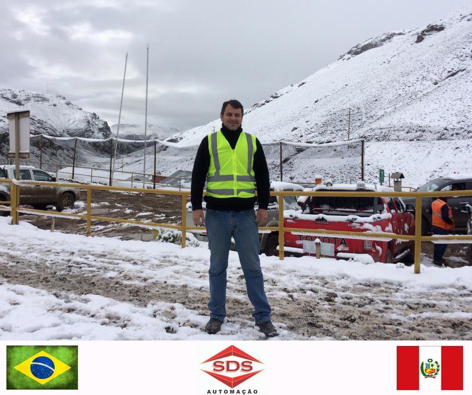 SDS Presente no Peru