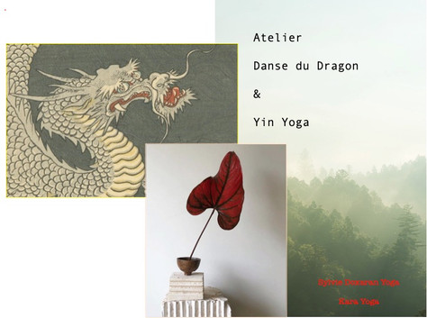 Atelier de Printemps - Danse du Dragon et Yin Yoga -