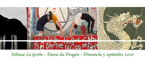 Atelier Danse du Dragon & Ouverture du centre Xibiouz la Grotte - Saint Palais - Samedi 5 Septem