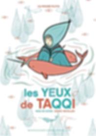 Les Yeux de Taqqi Cédric Revollon Paname Pilotis Jeune public
