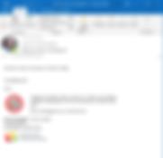 Afkicken van E-mail