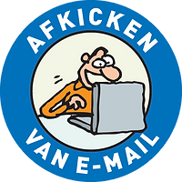 Afkicken van e-mail